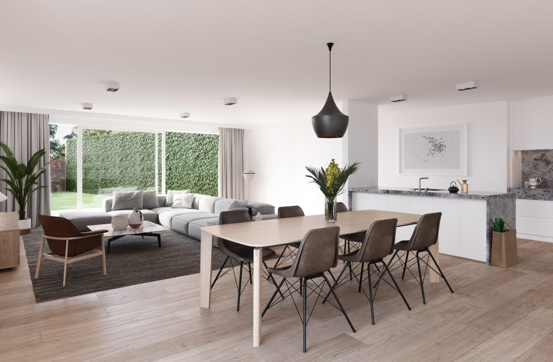 Render 4 | Residentie Den Arend, 100% VERKOCHT